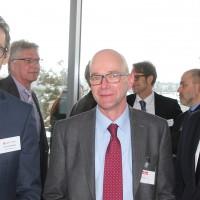 v.l. Jean-Claude Bopp (Bopp Solutions AG), Erich Schlup (AGVS-Medien) und Matthias Odermatt (Quality1)
