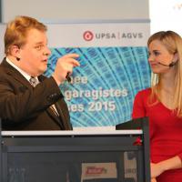Lars Thomsen im Gespräch mit Miriam Rickli