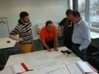 Gruppenarbeiten bieten Gelegenheit zum Erfahrungsaustausch